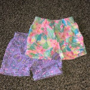 2T Girls Garanimals Shorts ( 2 ) GUC